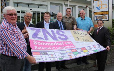 ZNS Sommerfest 2014 – ein Fest für die ganze Familie