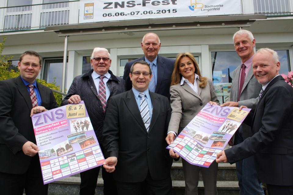 ZNS Sommerfest 2015: buntes Programm für den guten Zweck